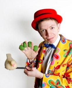 Multikunstneren Sune Lillebroe